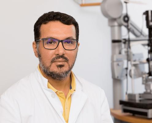 Dr. Khalid Almubarek (FEBO)